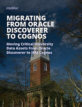 image of oracle discoverer to cognos migration case study