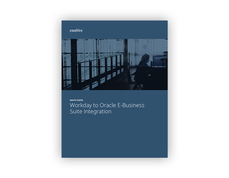 Workday Oracle Integration White Paper