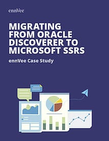 discoverer to microsoft ssrs migration case study. Thumbnail.