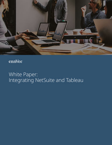image of netsuite to tableau integration white paper