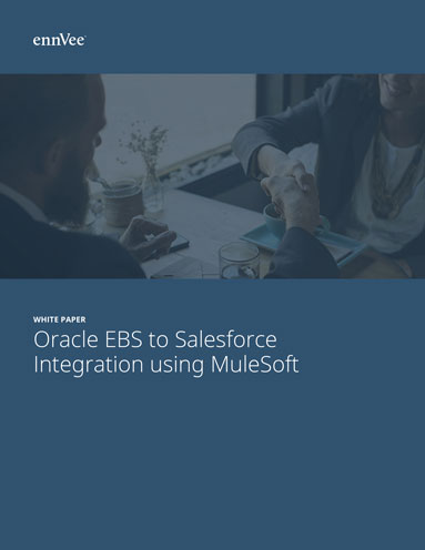 image of white paper on integrating salesforce with oracle ebs using mulesoft